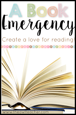 Motivate students to read more books in your elementary reading classroom through the use of this strategy and idea. It's sure to engage students!