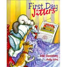 """Read Aloud with the text """"First Day Jitters"""""""