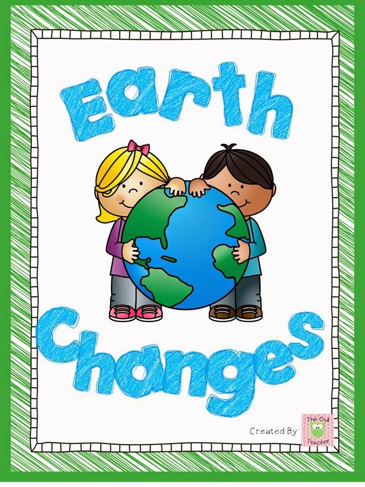 http://www.teacherspayteachers.com/Product/Earth-Changes-Unit-1585817