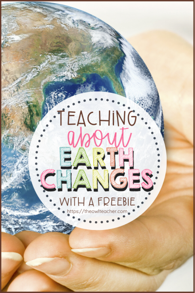 Engage students in learning about earth changes such as earthquakes and volcanoes with these hands-on elementary science experiments and activities. And this post even has a FREEBIE!
