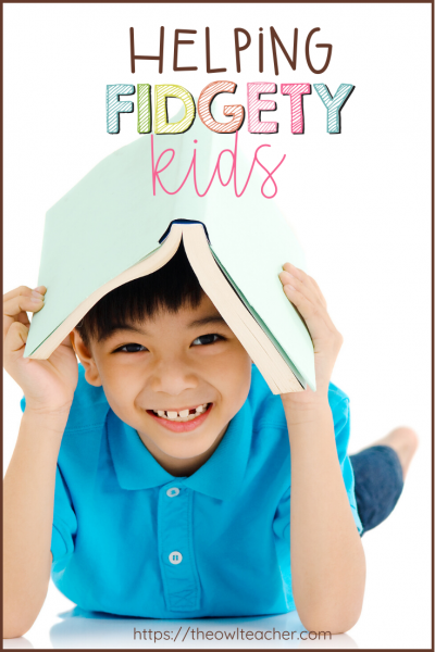 What can you do to help these students who wiggle so much? Is there a cure for these fidgety kids? Head over to my guest blog post over at Crafting Connections and read all about it! I think you just may enjoy my ideas!