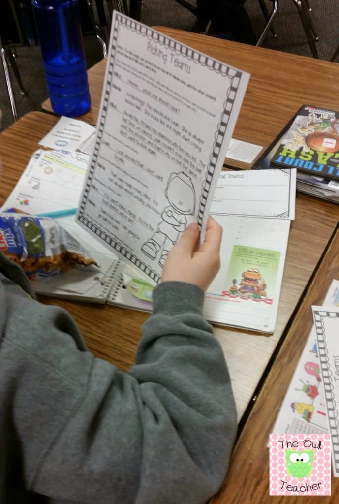 Reader's theater is an excellent way to help students develop fluency, comprehension, and other important reading skills.  Read about how I used reader's theater during my reader's workshop.