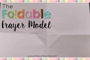 FoldableFrayerModel2x3