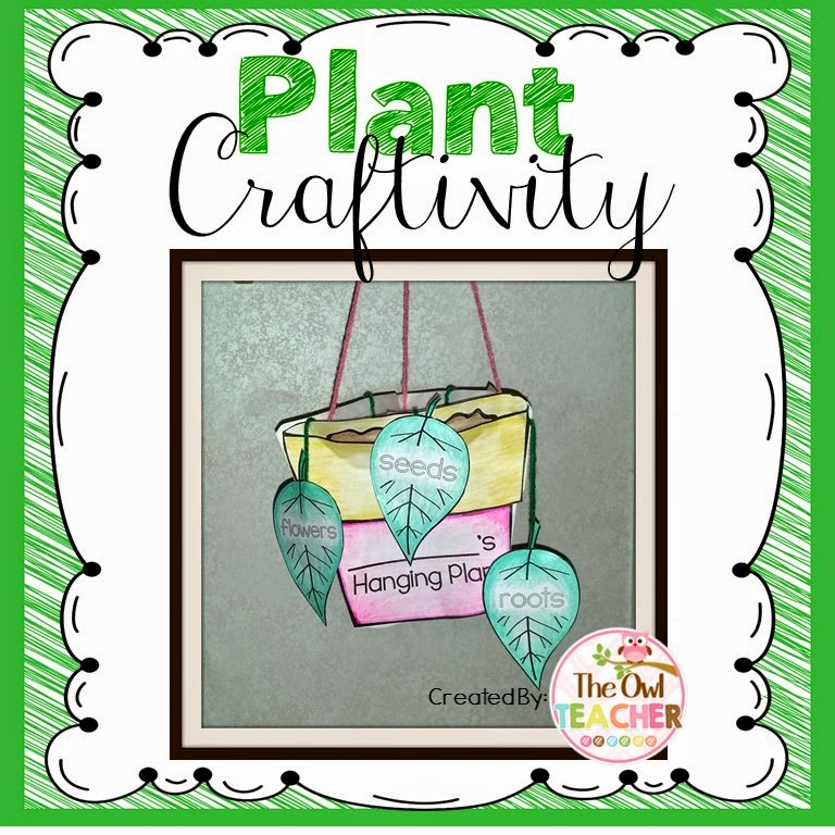https://www.teacherspayteachers.com/Product/Plant-Structure-and-Function-Craftivity-1804947
