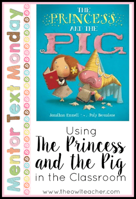 This book is absolutely adorable and is perfect for teaching reading! Check out how you can use this book as a mentor text in your classroom!