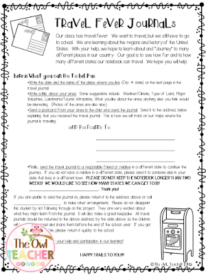 Click here to download a FREE copy of my travel journals instruction sheet!
