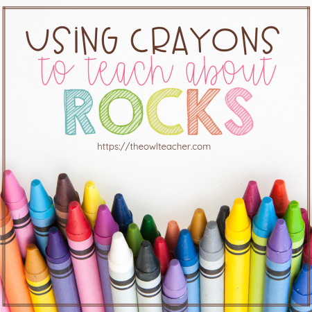 Teaching rocks and minerals in science is engaging and motivating with this simple science experiment! Check out this activity!