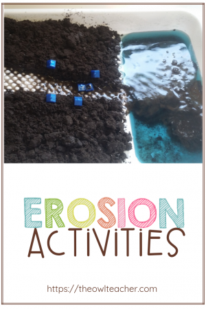 Engage students with these simple, fun hands-on science experiments that explore the earth science concept of erosion! Check out these engaging ideas and activities!
