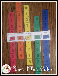 place value rounding