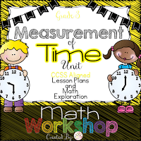 https://www.teacherspayteachers.com/Product/Telling-Time-and-Elapsed-Time-Math-Workshop-2223156