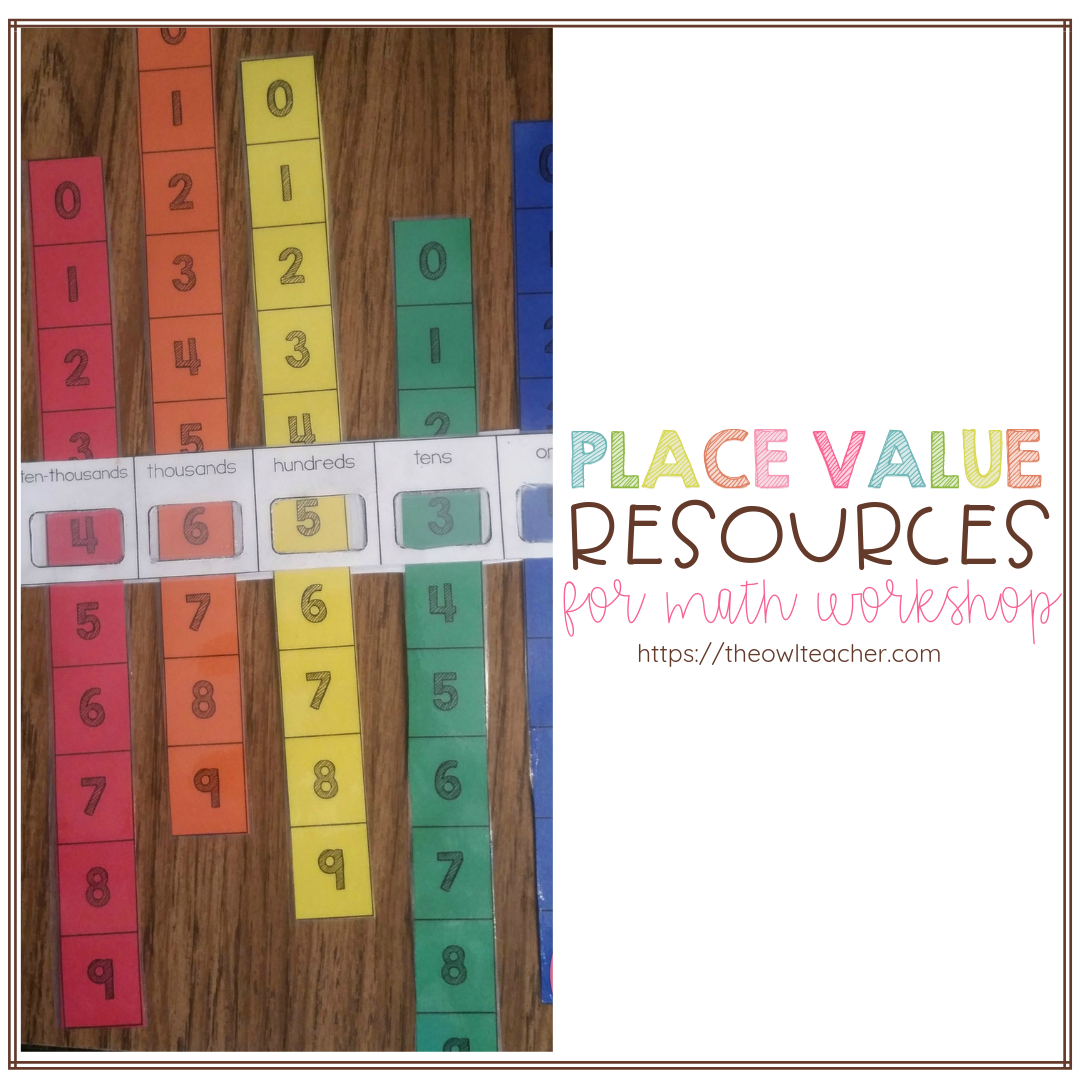Check out these engaging math workshop lesson plans and activities that are sure to get your kiddos excited about learning math! Who would've thought it was possible?!