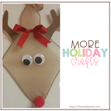 Engage your students with these cheap holiday crafts for your elementary classroom.