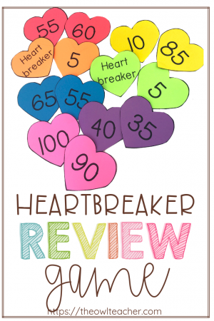 This engaging review game will definitely motivate your elementary students to review the concepts in your classroom!