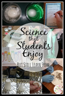 Students will enjoy these science units that have lots of science demonstrations, experiments, and explorations that are sure to create the mad scientist in your students!