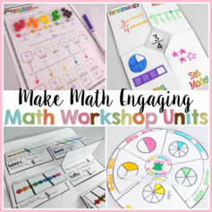 Engaging Math Workshop