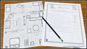 "Applied math is an essential aspect of the Common Core State Standards for mathematics. To implement applied math in an engaging and authentic way, I created this ""design my house"" estimating area and perimeter activity, which you can read all about in this blog post!"