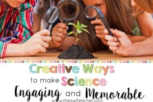 Make teaching science more engaging and memorable with these creative ideas that are beyond just science experiments!