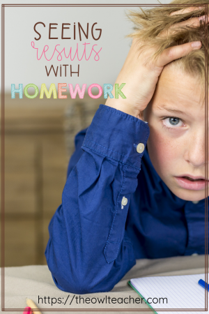 The homework debate is an age-old conversation in the education field. Regardless of your opinion about homework, you might have to assign it at your school. So, how can you make homework effective and see results with it? I share a few tips for giving homework effectively in this post.