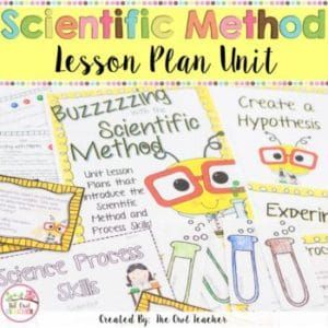 Scientific Method & Process Skills Unit