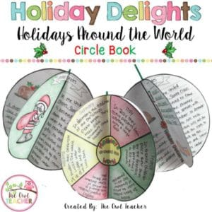 Holidays Around the World Circle Book