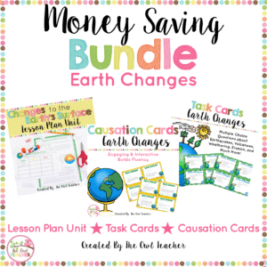 Slow and Fast Changes of the Earth (BUNDLE)