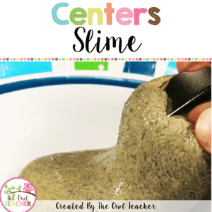 Slime Centers