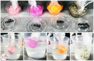 Capitalize on your students' love for slime with these elementary science center ideas that are more than just exploring states of matter. Explore the various activities that you can teach in science with slime and grab a freebie!
