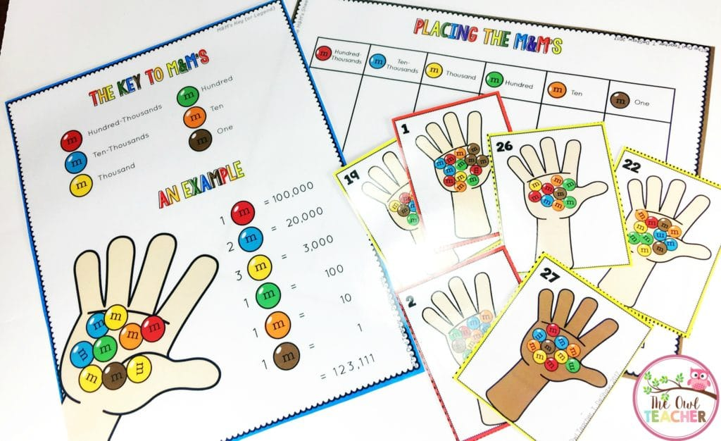 Learn engaging ways to teach place value to your upper elementary students and grab a freebie!