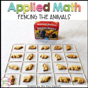 Perimeter Math Project: Fencing the Animals