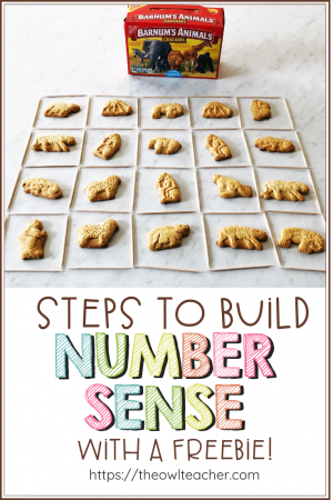 Help build number sense in your upper elementary students with these steps and grab a freebie to get started.
