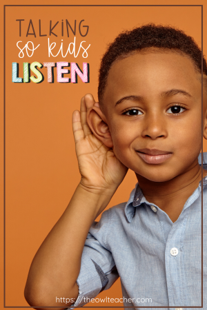 Getting students to listen doesn't always have to be a challenge when you apply these ideas and a little consistency. Check out these ideas to get started!