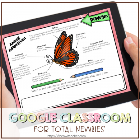 Have you been thinking about using Google Classroom with your elementary students? Check out this post which walks you through getting started and setting it up step-by-step!