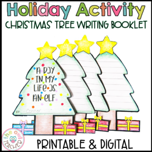 Christmas Writing Booklet | Printable & Digital Google