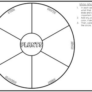 Plant Circle Book